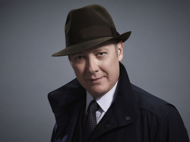 james spader on the blacklist