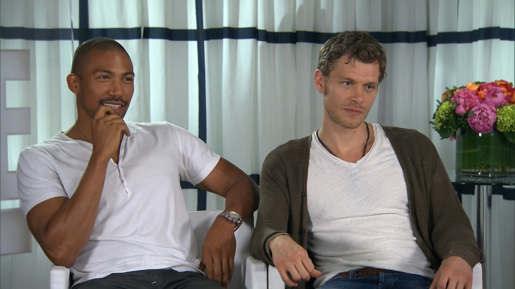 klaus and marcel on the originals