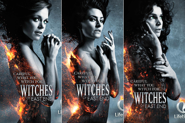 why you should watch witches of east end