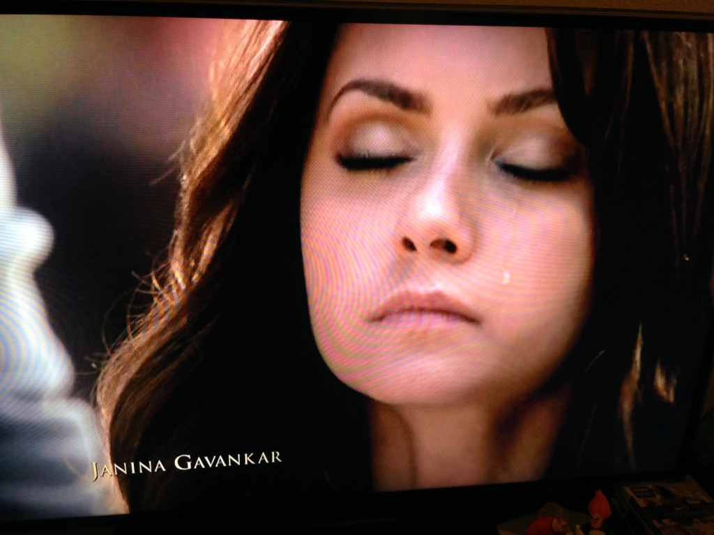 vampire diaries monster's ball elena crying on campus